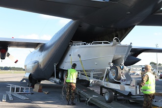 NZDF 9.3m Response Vessel